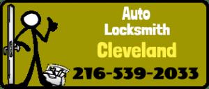 Auto Locksmith Cleveland 216-539-2033
