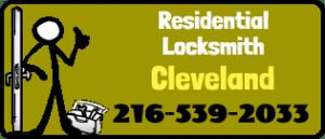 Residential Locksmith Cleveland 216-539-2033