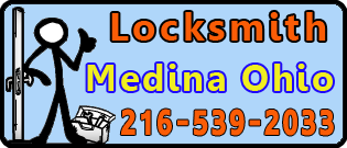 Lockmsith Medina Ohio
